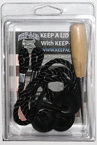Keep-A-Lid Packaging. Keep your lid attached with Keep-A-Lid